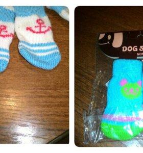 Носочки для животных.