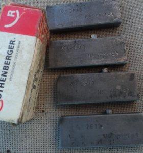 Новые резьбонарезные гебенки (ножи) для станка