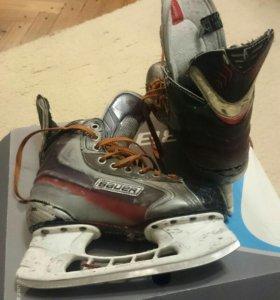 Коньки хоккейные Bauer 5.0 E (38,5)