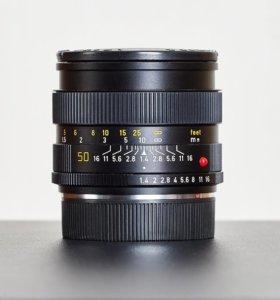 Leica Leitz Summilux-R 1.4 / 50 - Summilux 50mm
