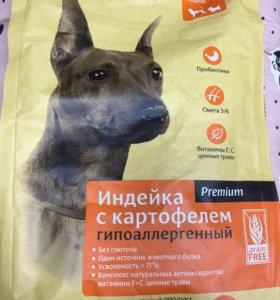 Titbit Сбалансированный сухой корм для собак 1кг