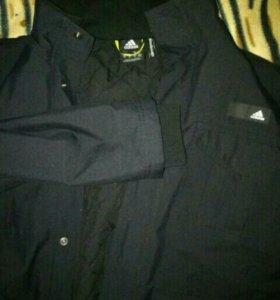 Продам оригинальную куртку адидас, размер L(50-52)