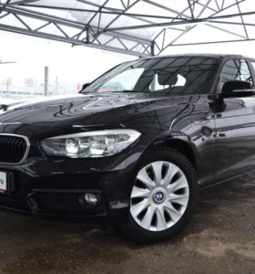 BMW 1 серия, 2016