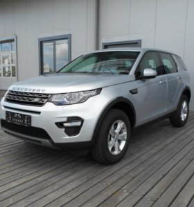 Land Rover Discovery Sport, 2017
