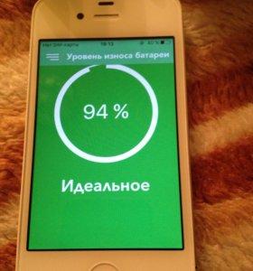 Айфон 4s.Торг!