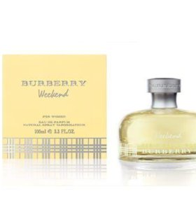 Burberry - Weekend