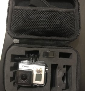 GoPro HD HERO3 Black Edition Silver and black