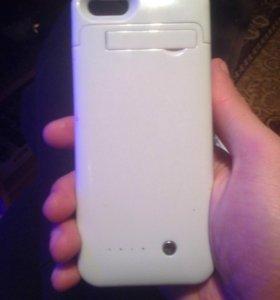 Чехол зарядка iPhone 5