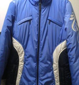 Куртка зимняя спортивная