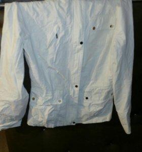 Куртка легкая (осень-весна)