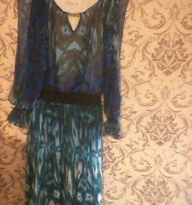 Платье в пол LASAGRADA