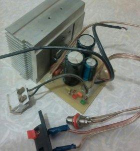 Усилитель звука на TDA1562Q