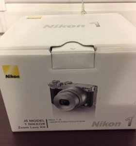 Фотоаппарат Nikon J5