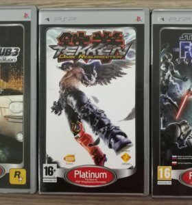 PSP диски, цена за 1шт.