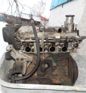 Двигатель Ваз 21124 с ГУР
