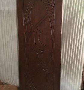 Дверь «Фаберже», шпон, 800 мм