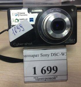 Фотоаппарат Sony DSC-W350