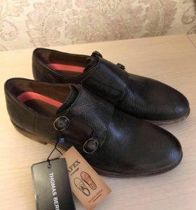 Модные туфли THOMAS BERGER