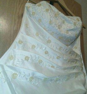 Свадебное платье (продам/обменяю)