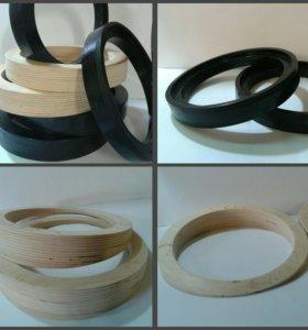 Проставочные кольца под динамики всех размеров