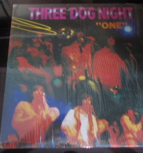 LP Three Dog Night