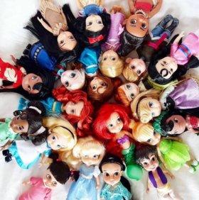Набор Мини аниматоров от Disney Store