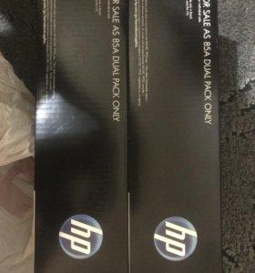 Картридж для лазерного принтера HP CE285AF новый