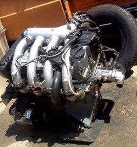 Двигатель с ваз 2112 16 кл 15 литра на валах