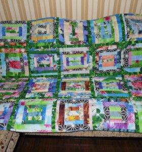 одеяло печворк