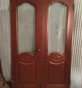 Дверь «Мурано», шпон, 600 мм