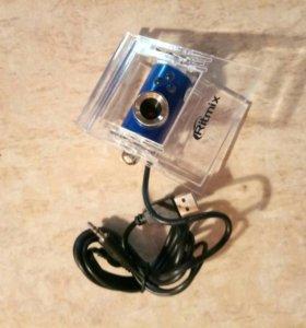 USB вебкамера Ritmix для компьютера