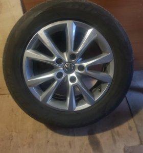 Karakum, диски 8j ,VW , колеса