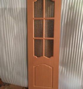 Дверь ПВХ, милан, 600 мм