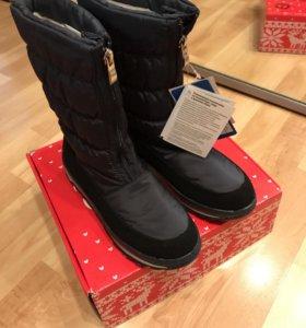 Ботинки детские ( зима)
