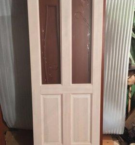 Дверь Массив, 800 мм