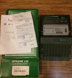 Счётчик электрической энергии Меркурий 230 AR-03CL