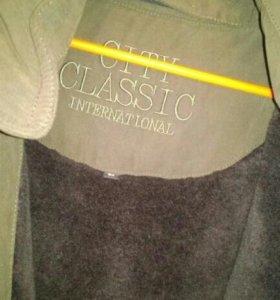Зимняя куртка размер 54 а может и больше