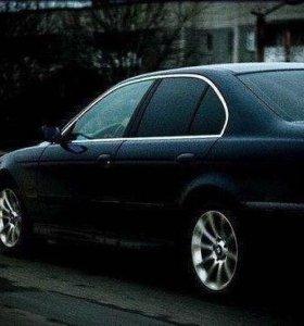 ТНВД на BMW 525d e39 2002 г