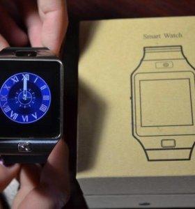 Смарт часы новые (smart watch)