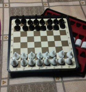 Шахматы-шашки СССР