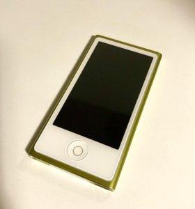 iPod Nano 7 16 GB (Yellow)