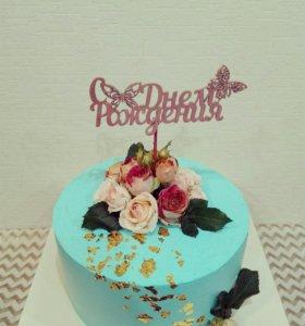 Торты на заказ (la torta d'Angelina)