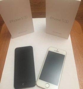 Айфон 5s на 16г