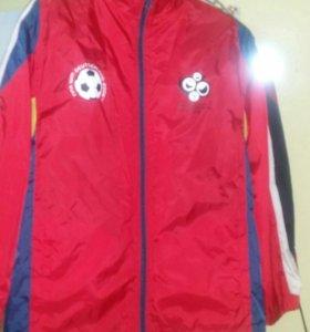 Куртка ветровка футбол
