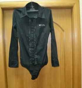 Рубашка боди новая р.46-48 WIT GIRL
