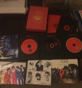 K-pop cd dvd ,Korea, Teen top