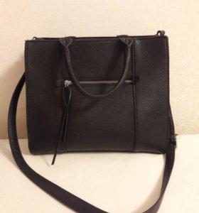 Чёрная сумка