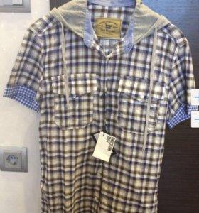 Casual рубашка Moschino Love Оригинал