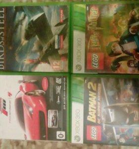 Диски для Xbox 360 лицензионные