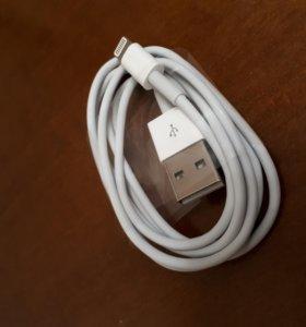 Кабель Lightning для iPhone 5/5s и 6/6s, 7, iPad